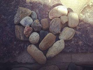 Hard hearts of stone