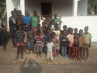 A Plea for Help in West Africa