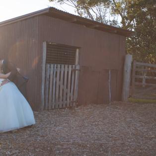 Katherine & Alastair are married