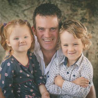 Cote Family Portraits-Newcastle Family Photographer