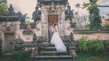 Jess & Jordan Weds in Bali, Indonesia