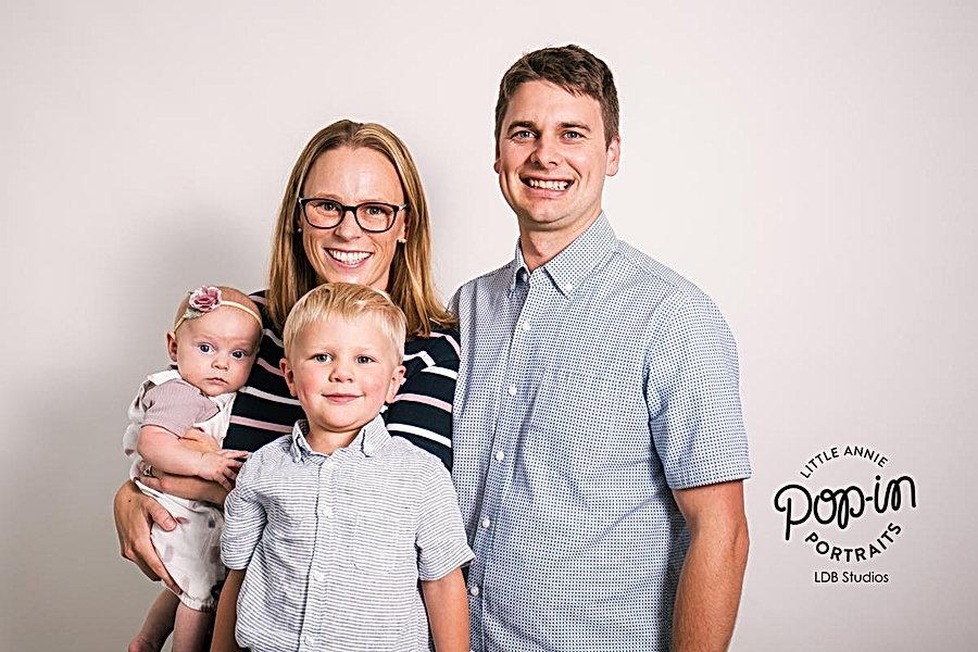 Pop-in Portraits Gosford Family Pop-in 3