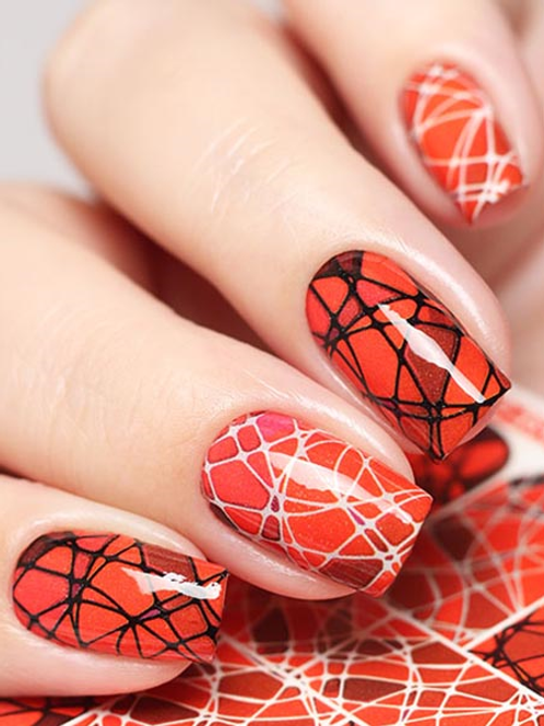 WATER DECAL - N742 RED COBBLESTONE