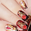 Thumbnail: WATER DECAL - N902 RUBY SATIN ROSE