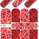 Thumbnail: WATER DECAL - N742 RED COBBLESTONE