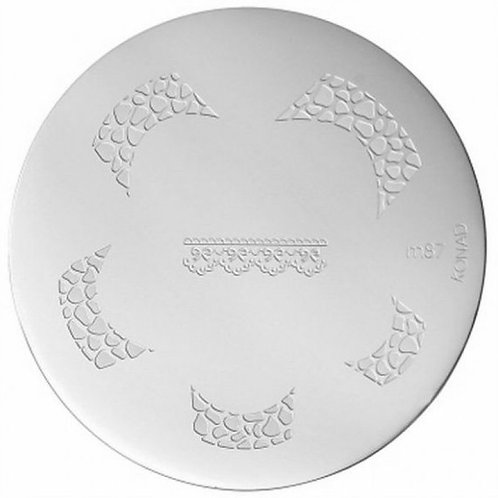 Konad Image Plate - M87