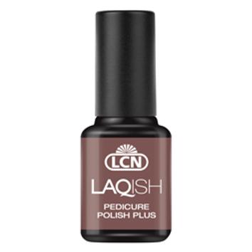 LAQUISH PEDICURE POLISH - #13 I LIKE TO MAUVE IT 8ML