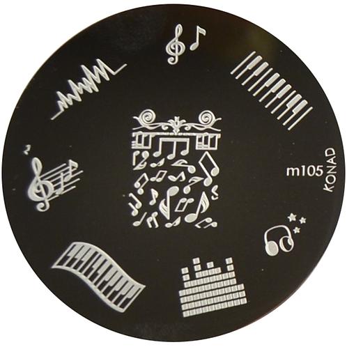 Konad Image Plate - M105
