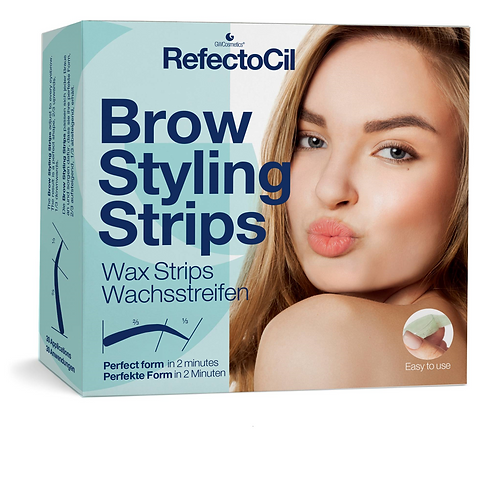 RefectoCil Brow Styling Strips (20 applications)