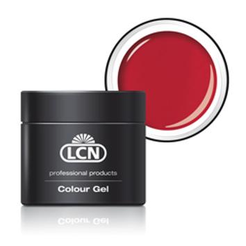 LCN COLOUR GEL - #87 DARK RED 5ML
