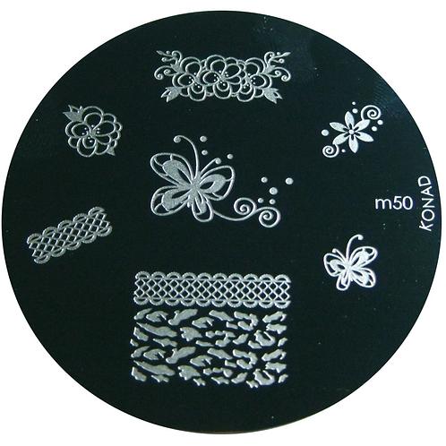 Konad Image Plate - M50