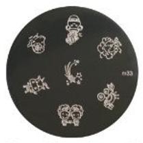 Konad Image Plate - M33