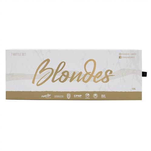 Perma Blend Blonde Kit