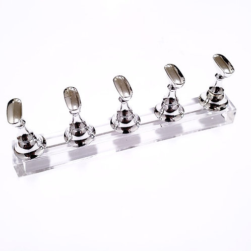 Magnetic Practice Nail Art Tip Stand
