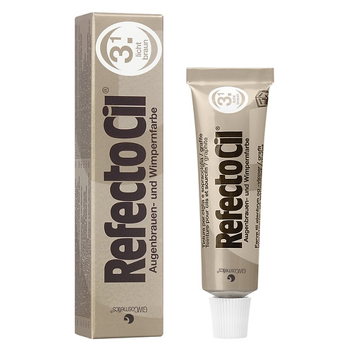 RefectoCil Tint #3.1 Light Brown 15ml