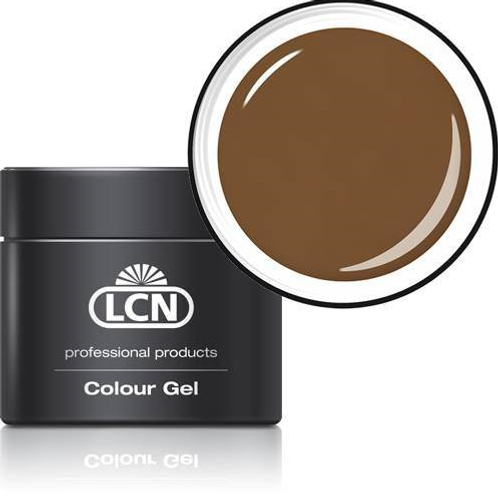 LCN COLOUR GEL - #208 MILK CHOCOLATE 5ML