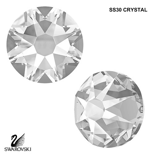 SS30 Swarovski Crystal (24pc)