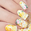 Thumbnail: WATER DECAL - N913 YELLOW ROSES