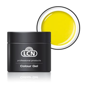 LCN COLOUR GEL - #234 SUNSHINE YELLOW 5ML