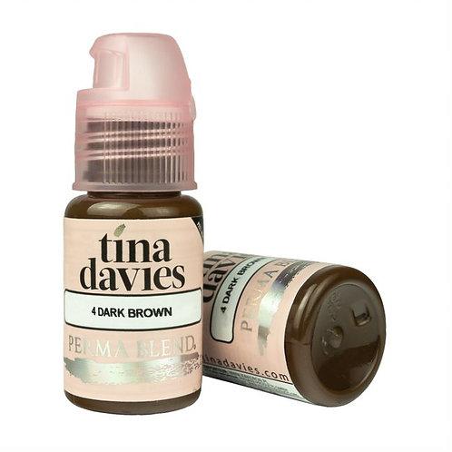 TD Dark Brown Pigment (15ml)