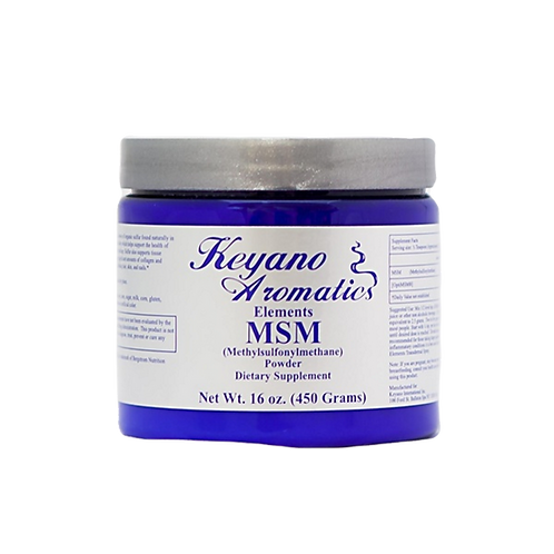 Keyano Elements MSM 16oz