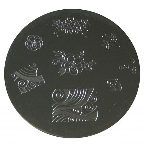 Konad Image Plate - M51