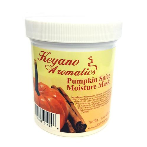Keyano Pumpkin Spice Moisture Mask 16oz.