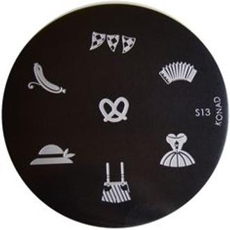 Konad Image Plate - S13