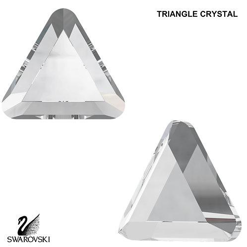 Swarovski Triangle Crystal 48pc