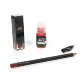 I 💋 INK Lip Trios - Orange Coral
