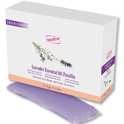 Depileve Paraffin Wax - Lavender (6lbs)