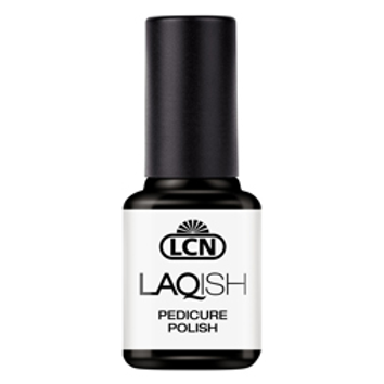 LAQUISH PEDICURE POLISH - #1 CHECK OUT THE MOUNTAIN HERE 8ML