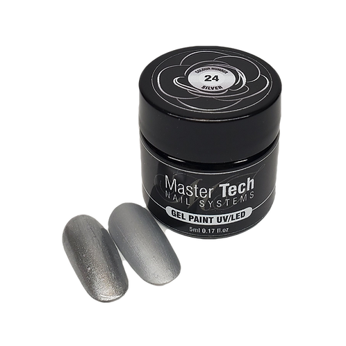 MT Gel Paint #24 Silver 5ml