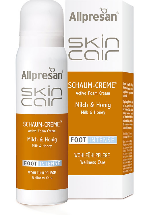 Allpresan Skincair Milk & Honey Foot Intense 100ml