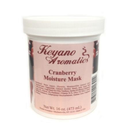 Keyano Cranberry Moisture Mask 16oz