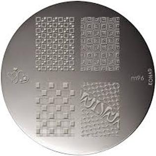 Konad Image Plate - M96