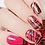Thumbnail: LWE Water Decal - J192 Pink Foil Swirl