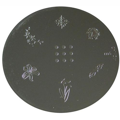 Konad Image Plate - M6