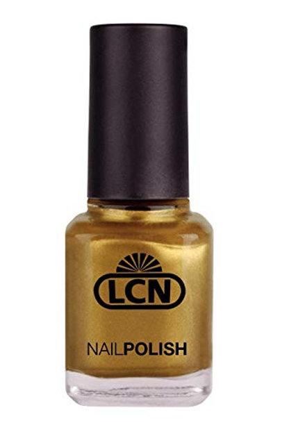LCN NAIL POLISH - #408 Gold Honey Princess