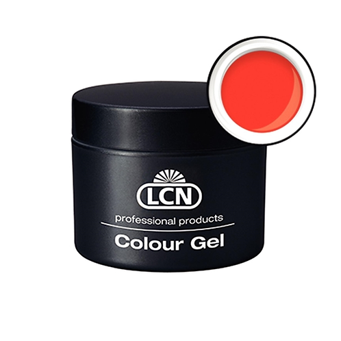 LCN COLOUR GEL - #434 DO YOU SPEAK CORAL 5ML