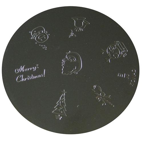 Konad Image Plate - M12