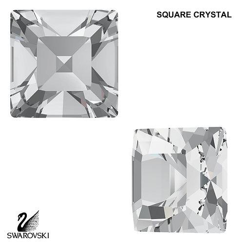 Swarovski Square Crystal 48pc