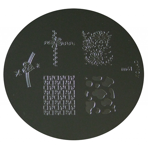 Konad Image Plate - M61