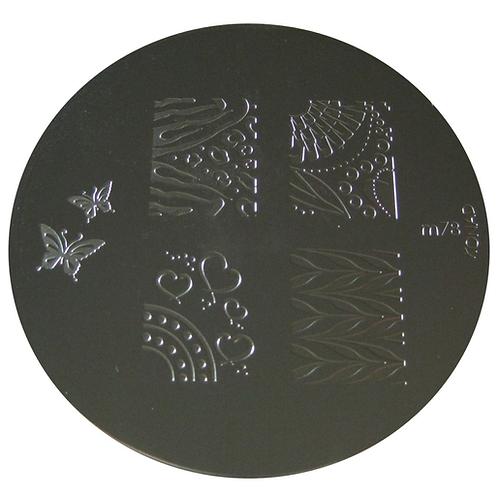 Konad Image Plate - M78