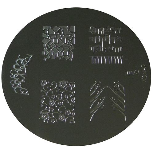 Konad Image Plate - M73