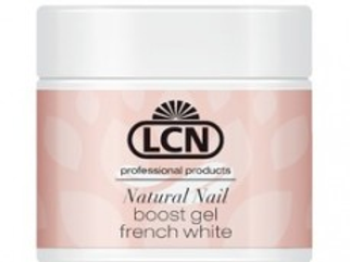 Natural Nail Boost Gel, French White, 5ml