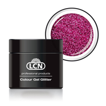 LCN GLITTER GEL - #19 PINK PASSION 5ML