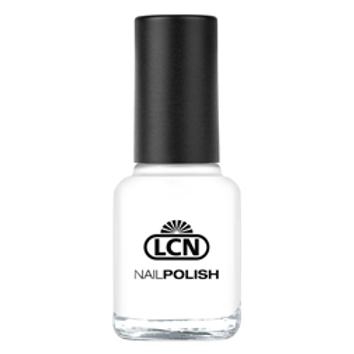 LCN Nail Polish - #NA7 White