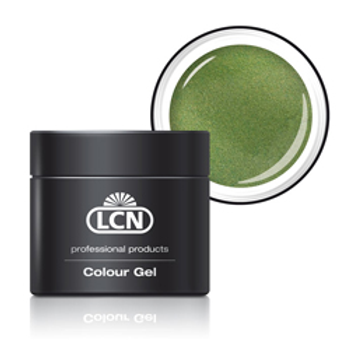 LCN COLOUR GEL - #278 PARADISE GREEN 5ML