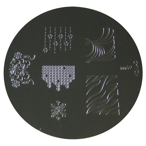 Konad Image Plate - M69